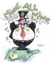 big business and the robber barons essay Industrialization and big business the civil war had transformed the north into one of the most heavily industrialized regions in the world, and during the gilded age, businessmen reaped enormous profits from this new economy.