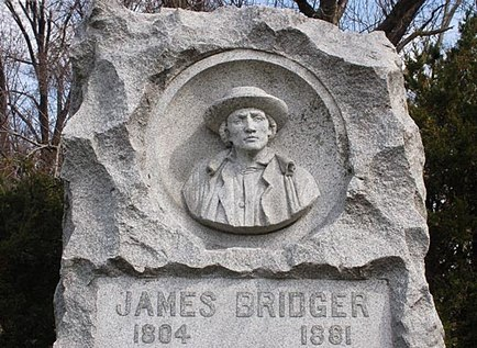 Jim Bridger - APRIL SMITH'S TECHNOLOGY CLASS